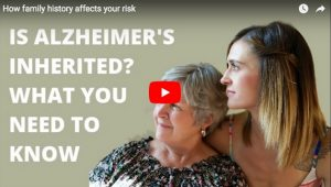 Is Alzheimer's inherited? How family history affects your risk
