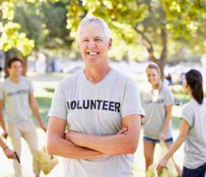 Want to brighten lives and boost your cognition? Volunteer
